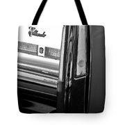 Cadillac Eldorado Taillights Tote Bag