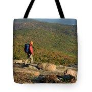 Cadillac Mountain, Acadia National Park Tote Bag