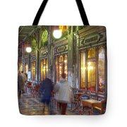 Caffe Florian Arcade Tote Bag
