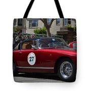 California Mille Tote Bag