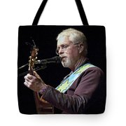 Canadian Folk Rocker Bruce Cockburn Tote Bag