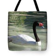 Canadian Swan Tote Bag