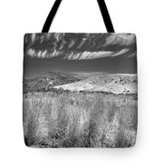 Capricious Clouds In The Volcanic Planet Tote Bag