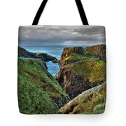 Carrick-a-rede Rope Bridge Tote Bag