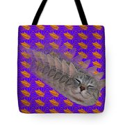 Cat Trip Pop 002 Limited Tote Bag