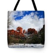 Cathedral Chill Tote Bag
