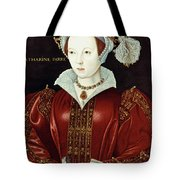 Catherine Parr (1512-1548) Tote Bag