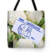 Cauliflower Tote Bag