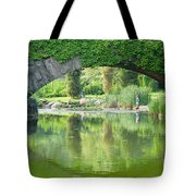 Central Park Gapstow Bridge II Tote Bag