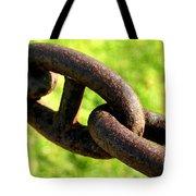 Chain Tote Bag