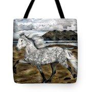 Charismatic Icelandic Horse Tote Bag