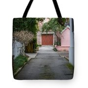 Charleston Alley Tote Bag