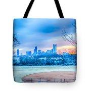 Charlotte Downtown   Tote Bag