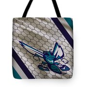 Charlotte Hornets Uniform Tote Bag