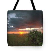 Chekili Sunset Tote Bag