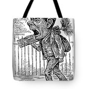 Chimney Sweep Tote Bag