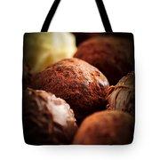 Chocolate Truffles Tote Bag