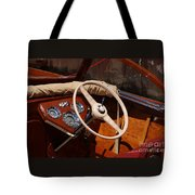 Chris Craft Sea Skiff Tote Bag