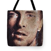 Chris Martin - Coldplay Tote Bag