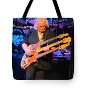 Chris Squire Of Yes Tote Bag