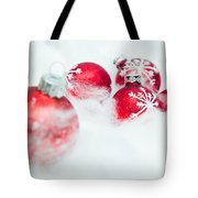 Christmas Decorations Tote Bag