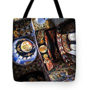 Church Interior Tote Bag by Elena Elisseeva