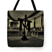Church Of Saint Columba Tote Bag