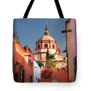 Church Of San Rafael Tote Bag