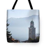 Church Tower Tote Bag