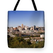 Cincinnati, Ohio Tote Bag