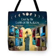 The New Learning Temple With Circe Tote Bag