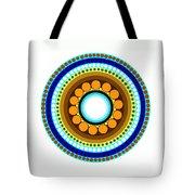 Circle Motif 214 Tote Bag