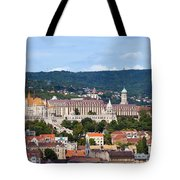 City Of Budapest Tote Bag