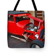 Classic Custom Hotrod Tote Bag