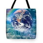 Climate Change- Tote Bag