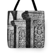 Compania De Jesus Church Cloisters Tote Bag