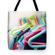 Clothes Hangers Tote Bag
