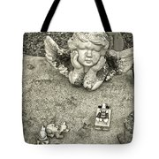 From The Grave Tote Bag