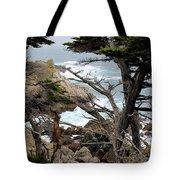 Coast Of California Tote Bag