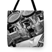 Cobra Engine Tote Bag