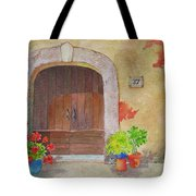 Color Me Tuscany Tote Bag