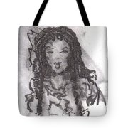 Colorful Beauty Tote Bag by Laurie Lundquist