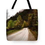 Colors Of Fall Series Zz Tote Bag