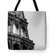 Colosseum - Rome Italy Tote Bag