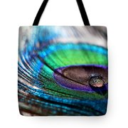 Concentric Circles Tote Bag by Lisa Knechtel