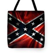 Confederate Flag 1 Tote Bag