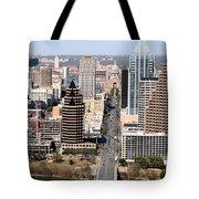 Congress Avenue Tote Bag