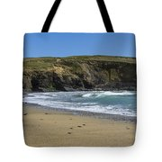Cornish Seascape Gunwalloe Tote Bag