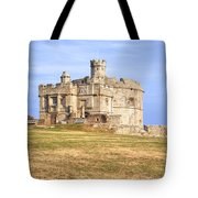 Cornwall - Pendennis Castle Tote Bag