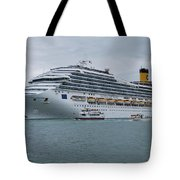 Costa Fortuna Tote Bag